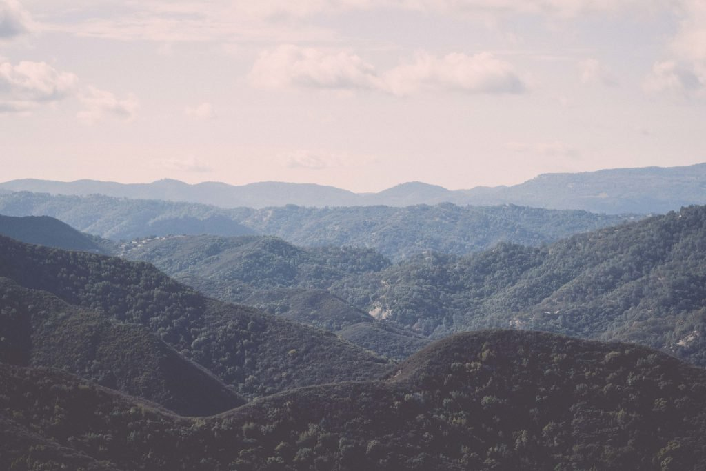 Hills by Kevin Cortopassi licensed under CC2.0