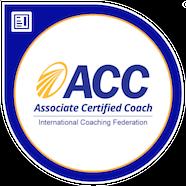 ICF ACC Certification Badge